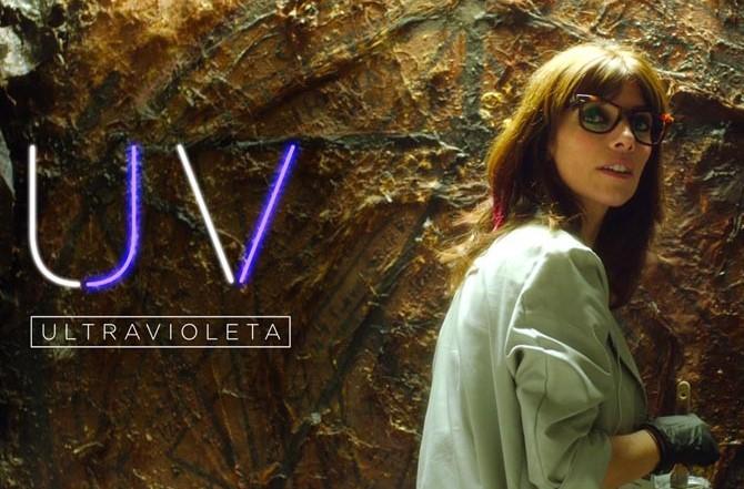 Maribel Verdú en el corto Ultravioleta
