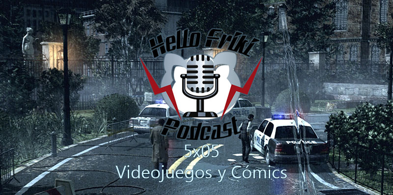 HF 5x05 Videojuegos y Cómics: Evil Within, Inhumano, Bandette...