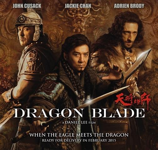 Póster de Dragon Blade