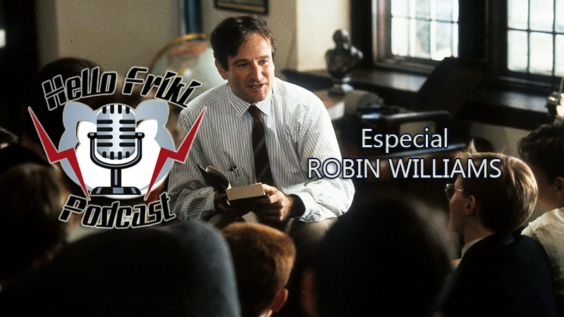 HF Especial Robin Williams: El indomable Will Hunting, Señora Doubtfire...
