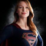 Melissa Benoist como Supergirl