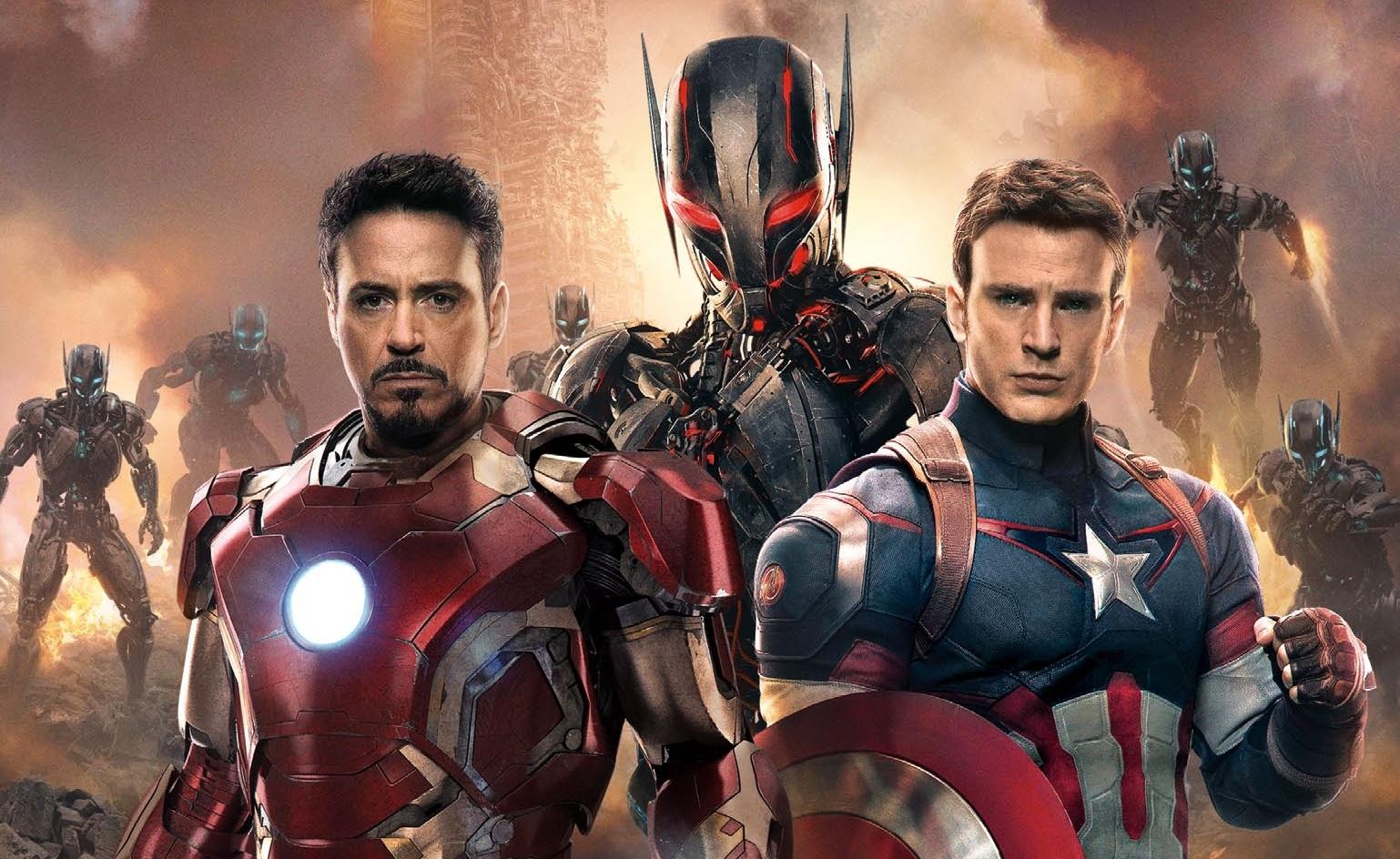 Nuevo vídeo promocional de Vengadores: La era de Ultrón