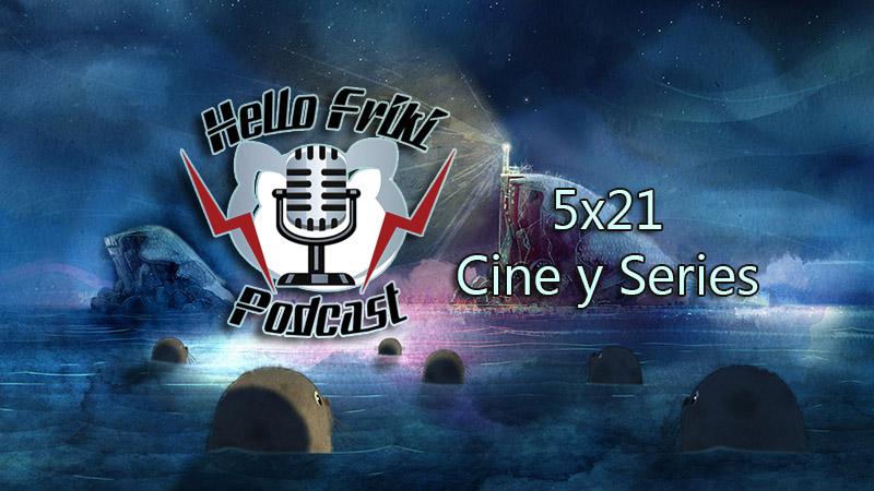 HF 5×21 Cine y Series: 50 sombras de Grey, Daredevil, Lawless