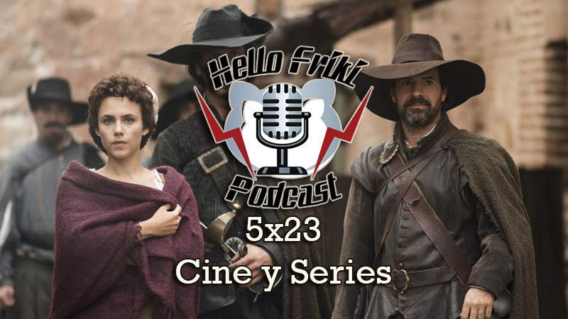 HF 5×23 Cine y Series: El Ministerio del Tiempo, Castores zombies