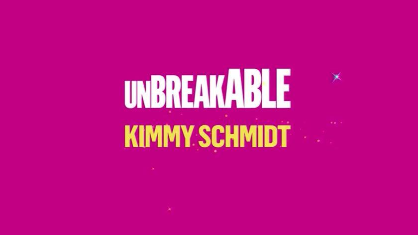 Rótulo de inicio de Unbreakable