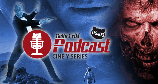 HF 6x03 Cine y Series: Marte, Fear The Walking Dead...