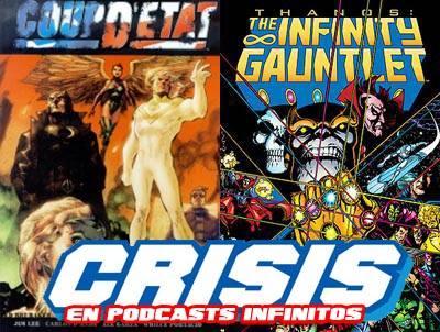Crisis en podcast infinitos 10: El Guantelete del Estado