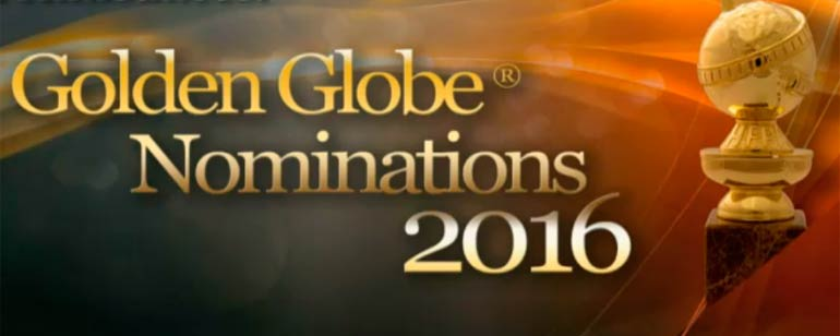 Globos de Oro 2016: Lista de nominados en cine y series