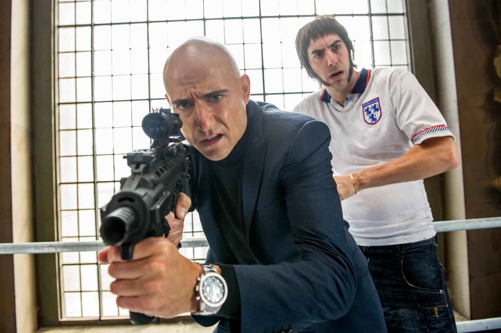 Tráiler de Agente contrainteligente, con Sacha Baron Cohen