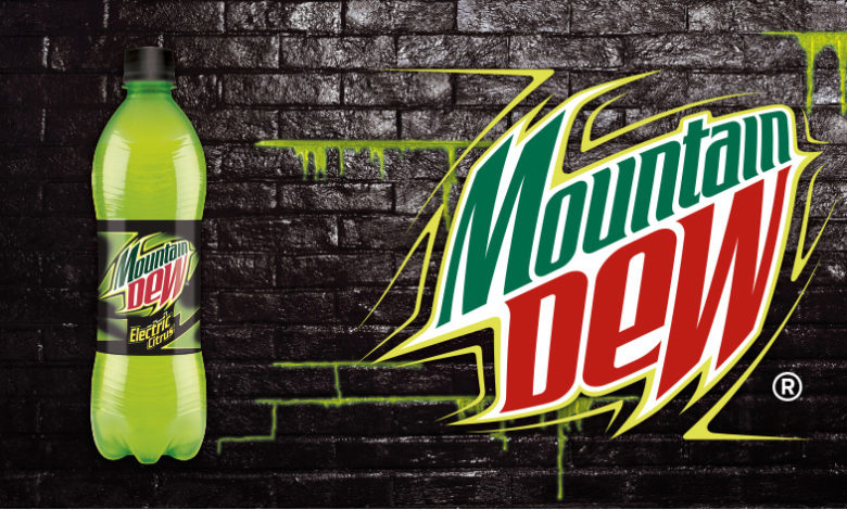 Pepsi introduce al refresco cítrico Mountain Dew en España