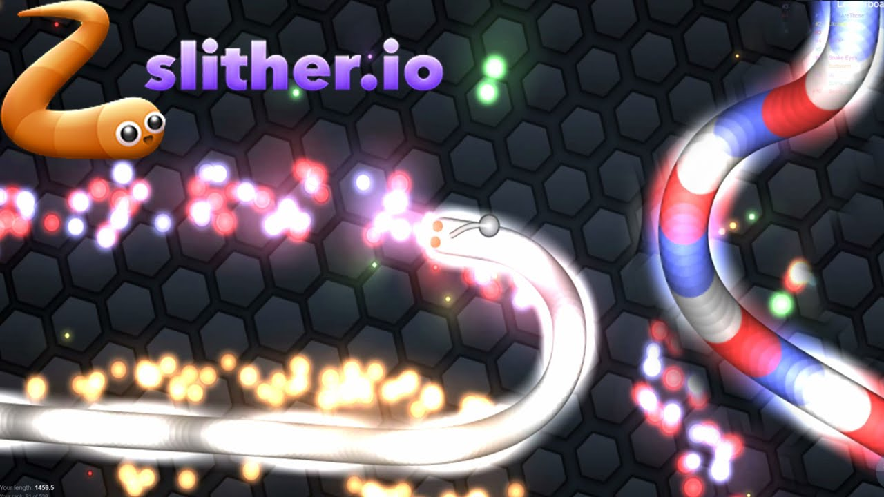 """Crítica: """"Slither.io"""". Combinación del Agar.io y el Snake"""