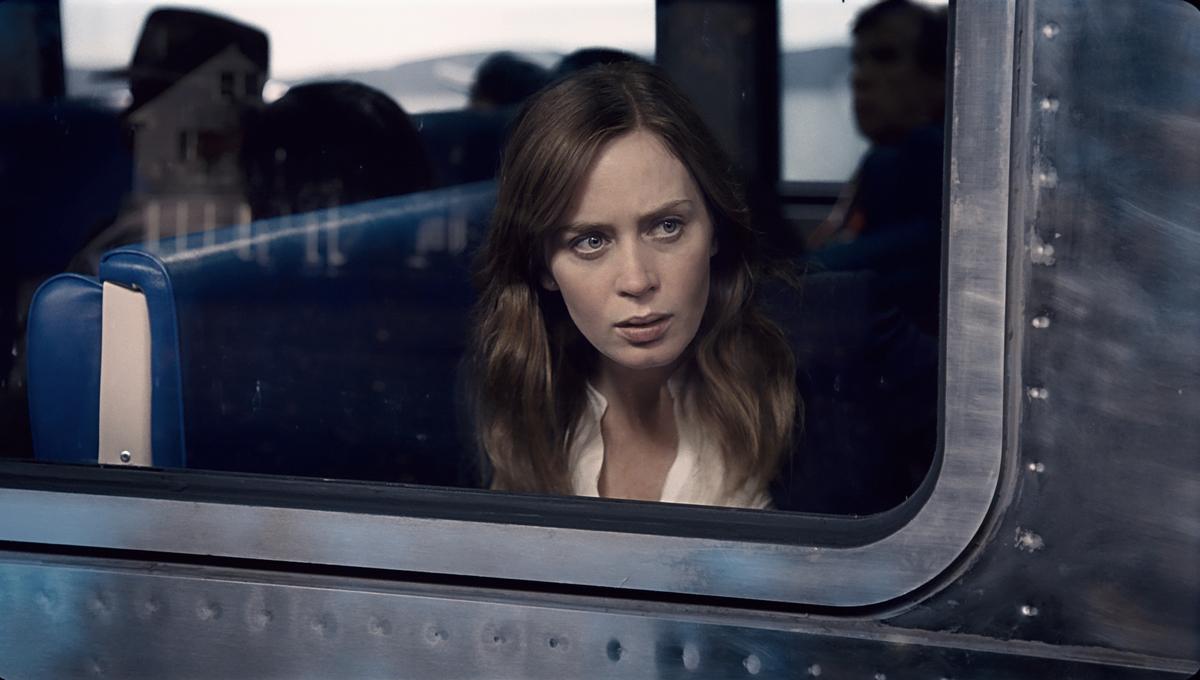 """Tráiler de """"La chica del tren"""", adaptación del best-seller"""