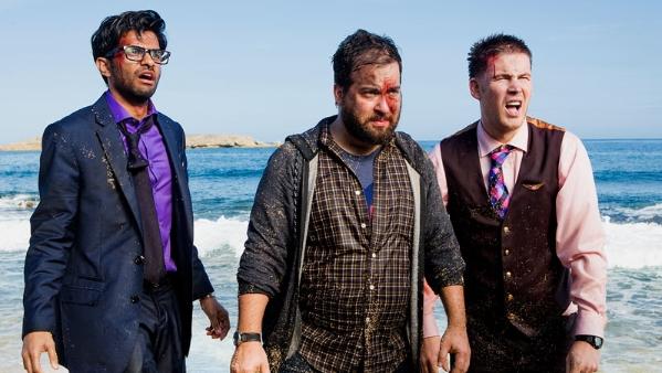 Spot y fecha de emisión de Wrecked, la comedia de Perdidos