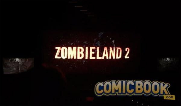 Logo de Bienvenidos a Zombieland 2