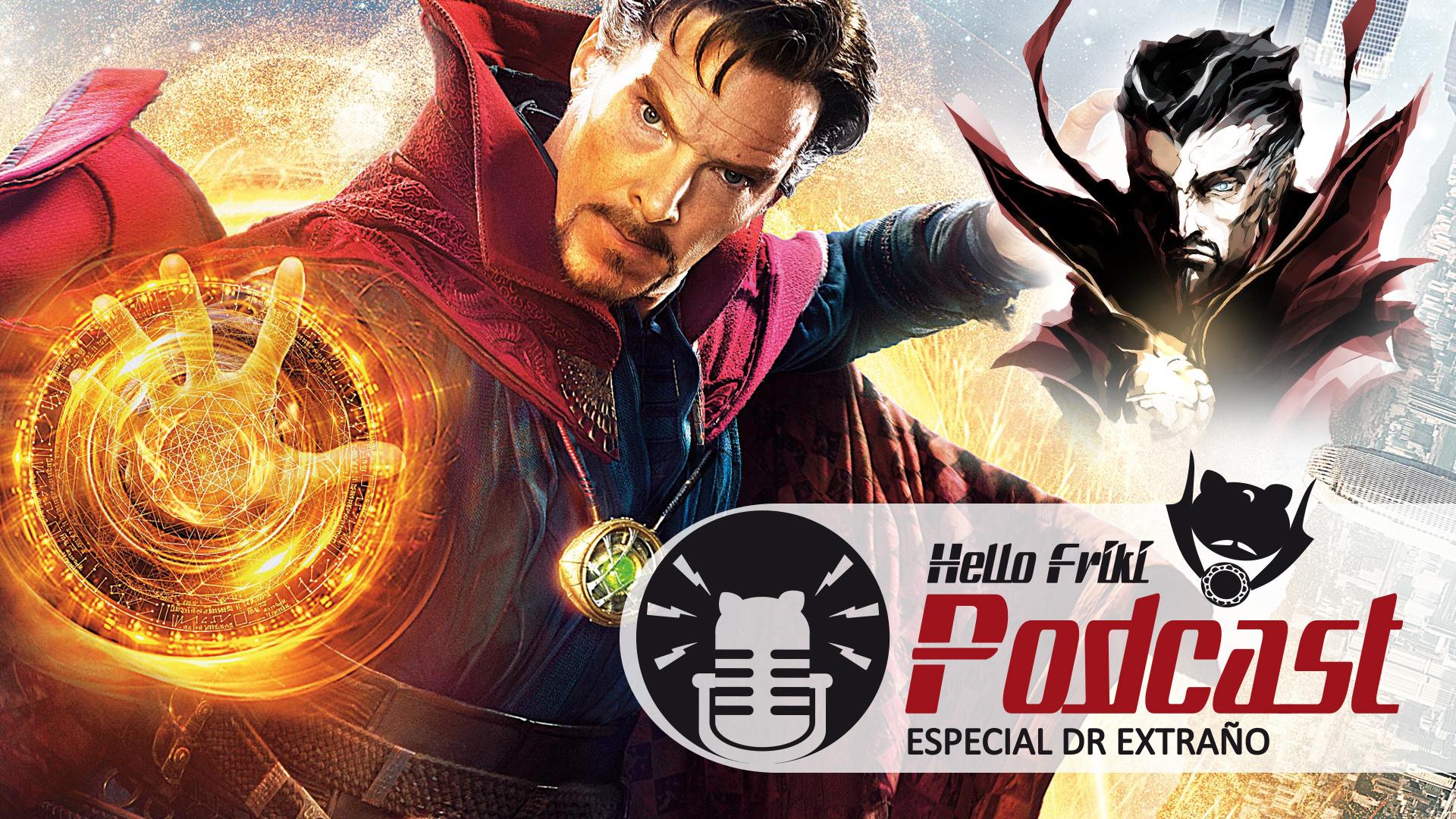 HF Especial Doctor Extraño: Cómics y película