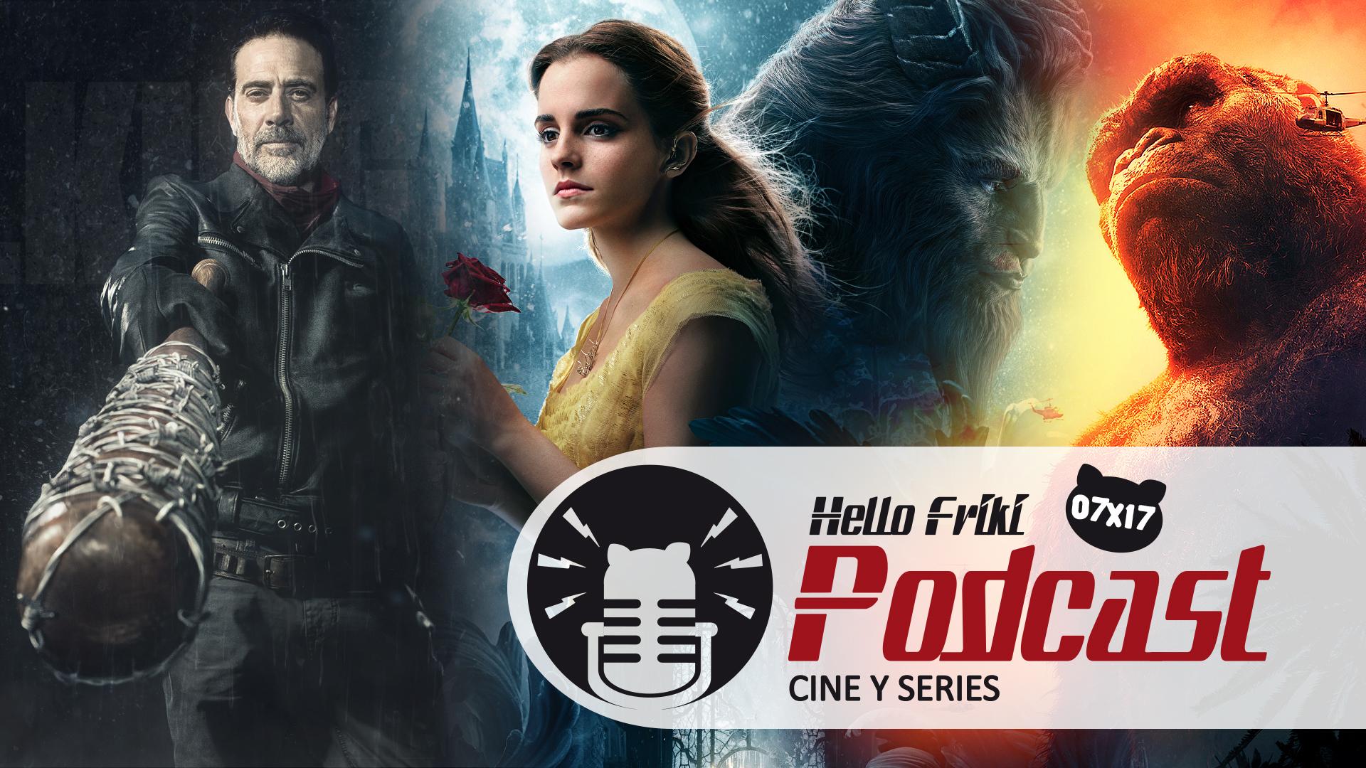 HF 7x17 Cine y Series: La bella y la bestia, El Golpe, The Walking Dead...