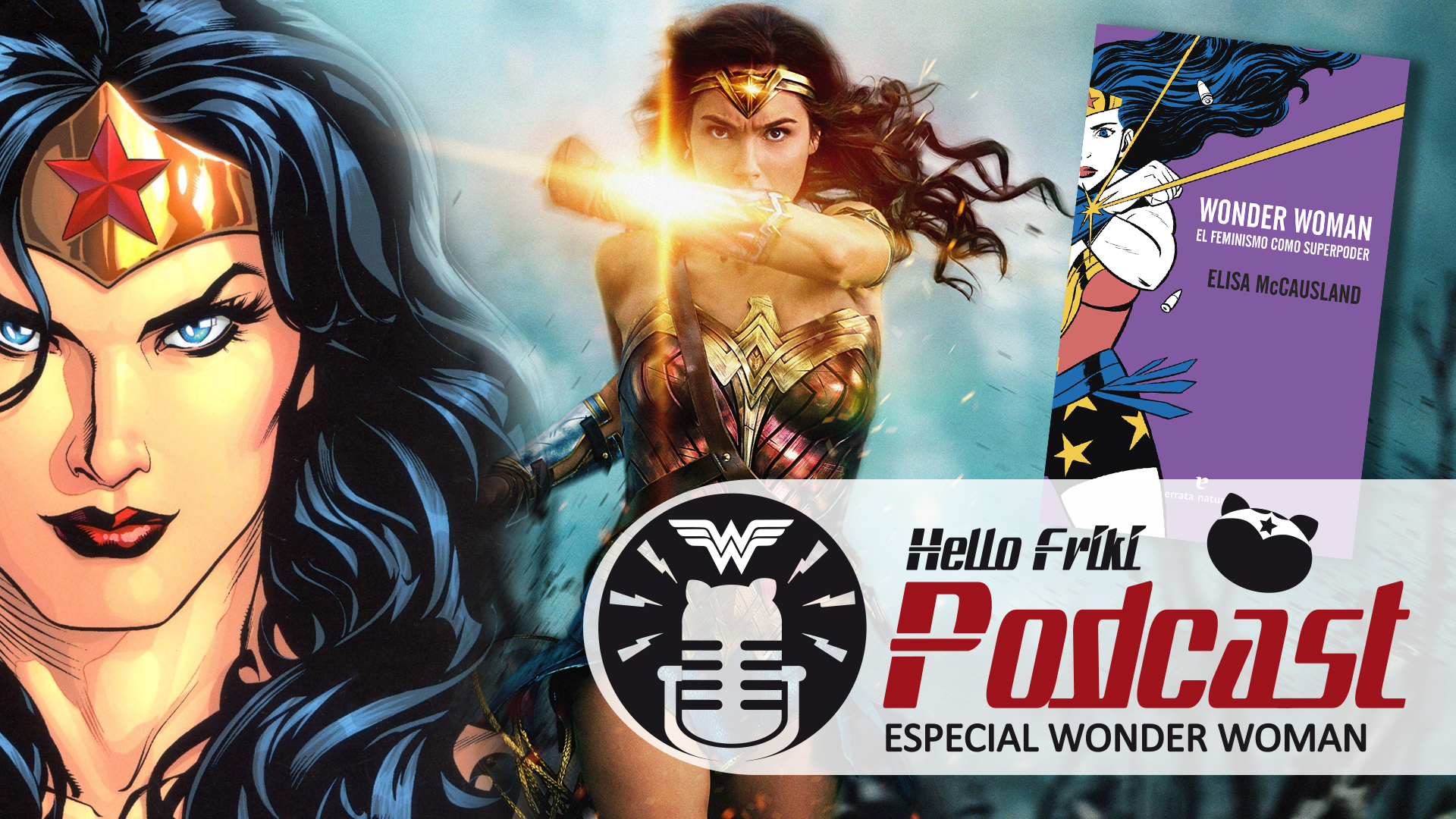 HF Especial Wonder Woman: Película y cómics