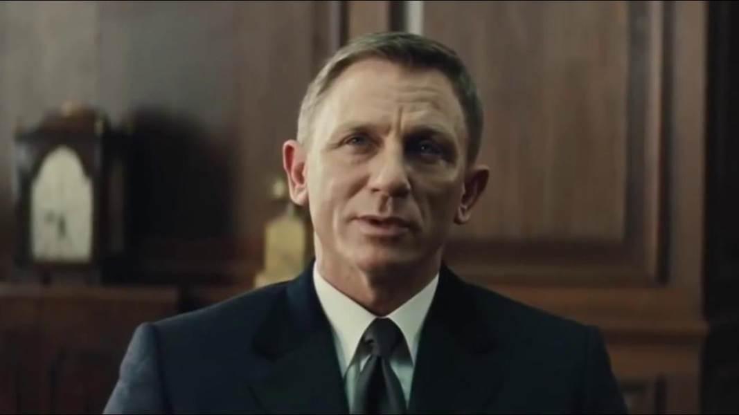Daniel Craig confirma que volverá a ser James Bond