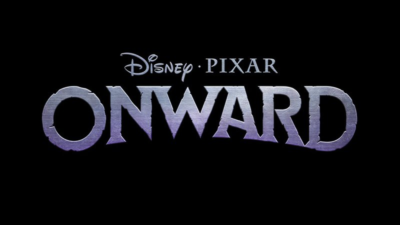 Cartel de Onward, de Pixar