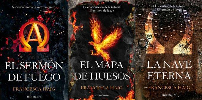 Trilogía El Sermón de Fuego