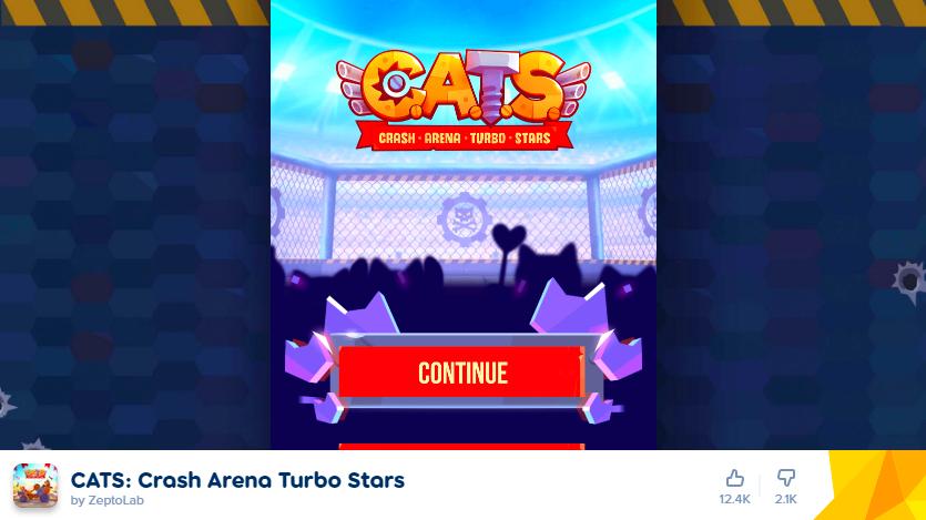 Crítica: «CATS: Crash Arena Turbo Stars». Que gane el mejor