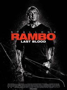 Póster de Rambo: Last Blood