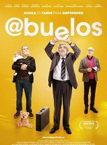 Ficha, tráiler y póster de @buelos
