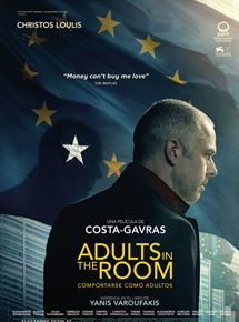 Ficha, tráiler y póster de Adults in the Room (Comportarse como adultos)