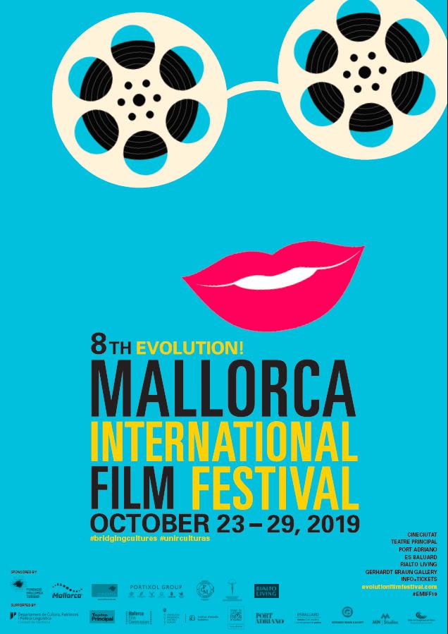 Póster de Evolution! Mallorca International Film Festival