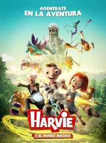 Ficha, tráiler y póster de Harvie y el Museo Mágico