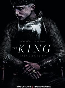 Ficha, tráiler y póster de The King