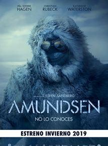 Ficha, tráiler y póster de Amundsen