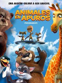 Ficha, tráiler y póster de Animales en apuros