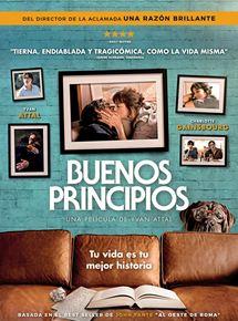 Ficha, tráiler y póster de Buenos principios