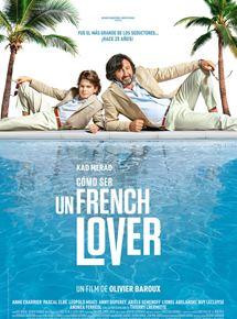 Póster de Cómo ser un french lover
