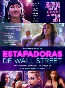 Ficha, tráiler y póster de Estafadoras de Wall Street