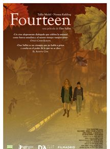 Ficha, tráiler y póster de Fourteen