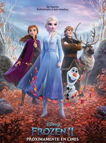 Póster de Frozen II