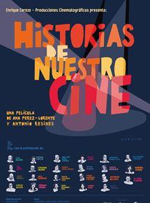 Póster de Historias de nuestro cine