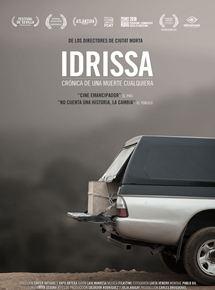 Ficha, tráiler y póster de Idrissa, crónica de una muerte cualquiera