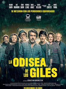 Ficha, tráiler y póster de La Odisea de los Giles
