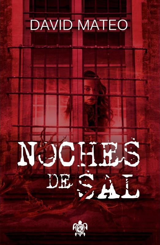 """Portada de """"Noches de sal"""", de David Mateo"""