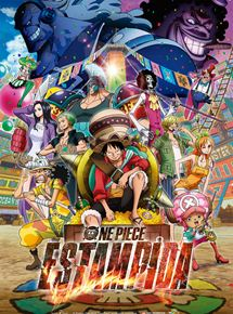 Ficha, tráiler y póster de One Piece: Estampida