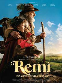 Ficha, tráiler y póster de Rémi: Una vida extraordinaria