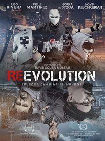 Ficha, tráiler y póster de Reevolution