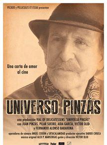 Ficha, tráiler y póster de Universo Pinzás