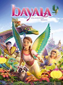 Ficha, tráiler y póster de Bayala