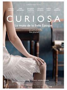 Ficha, tráiler y póster de Curiosa