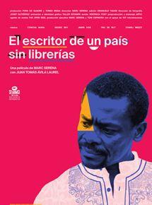 Ficha, tráiler y póster de El escritor de un país sin librerías