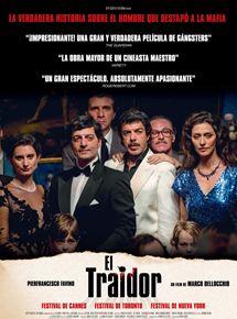Ficha, tráiler y póster de El traidor